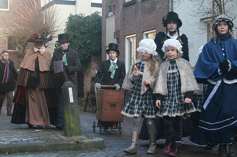 Kerstdagtocht Dickens Deventer, Koninklijke Beuk