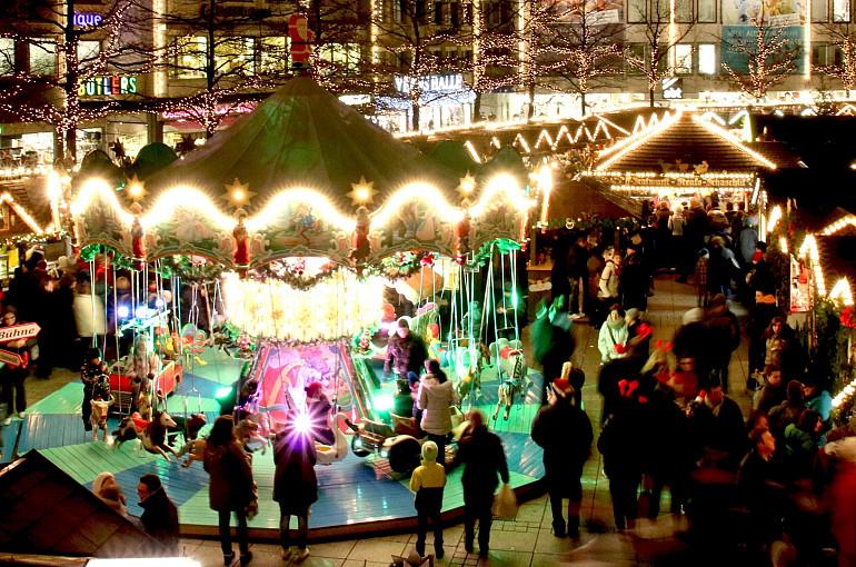 Kerstdagtocht Düsseldorf, Koninklijke Beuk