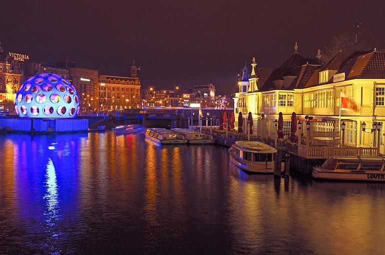 Lightfestival Amsterdam, Lezersreis Koninklijke Beuk