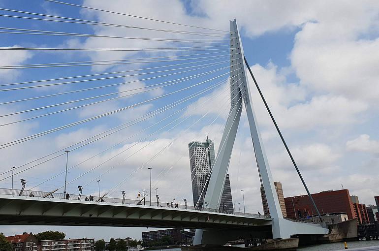 Koninklijke Beuk, Travel, Groepsreis - Royal Delft & Rotterdam