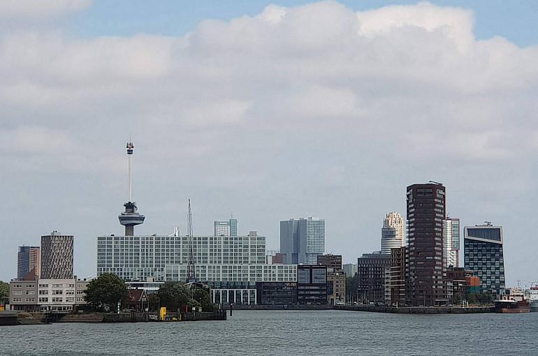 Rotterdam & Kinderdijk