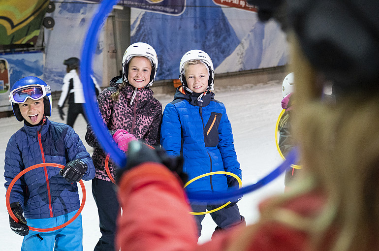 Koninklijke Beuk, schoolreisje, School Snow Fun Snowworld Zoetermeer