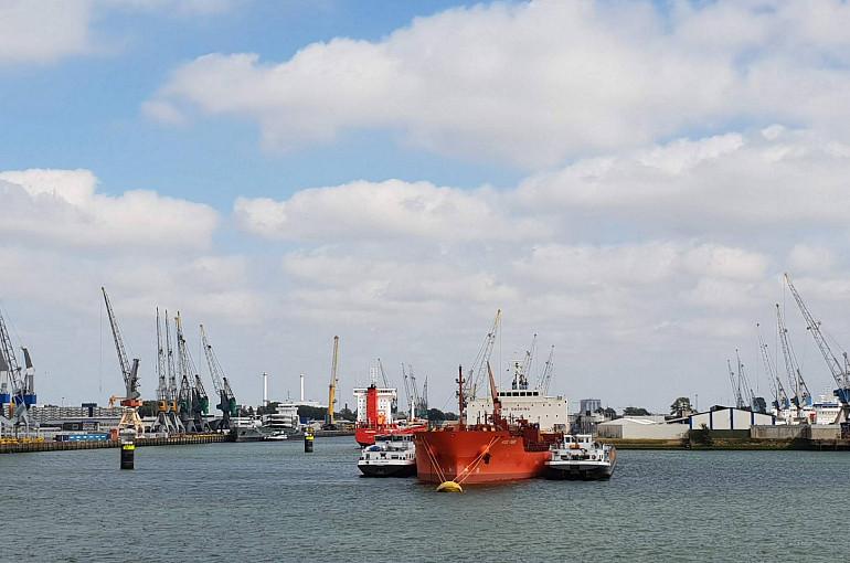 Ontdekkingstocht Rotterdam