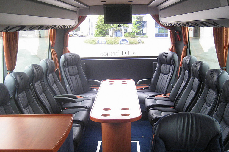 Royal Beuk, VIP coach la Difference lounge