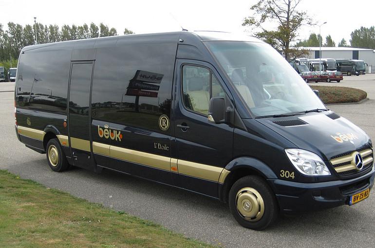 Koninklijke Beuk, VIP vervoer - VIP l'Etoile