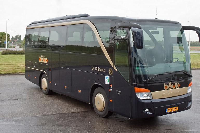 Koninklijke Beuk, VIP vervoer - VIP la Diligence