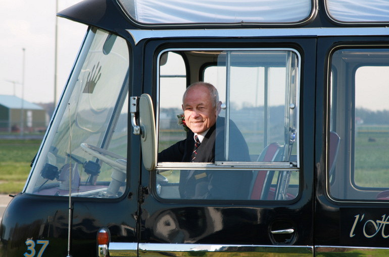 Royal Beuk, VIP transport - VIP l'Histoire, driver