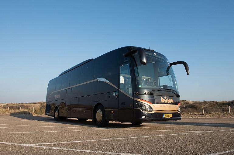 Koninklijke Beuk, Comfort Class vervoer - Stijlvolle standaard