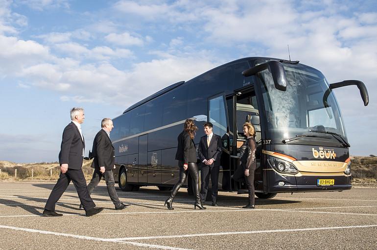 Congresvervoer, Koninklijke Beuk, bus en touringcar huren