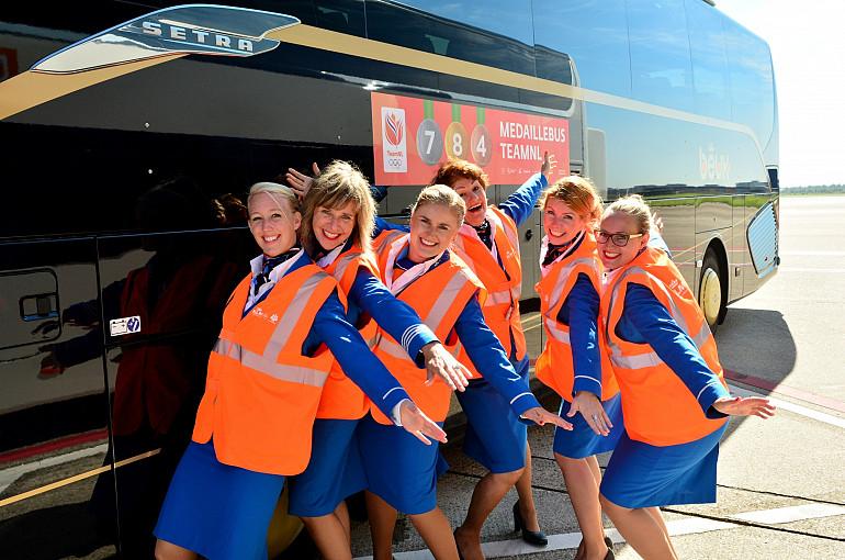 Evenementenvervoer, Koninklijke Beuk, bus huren, groot vervoer