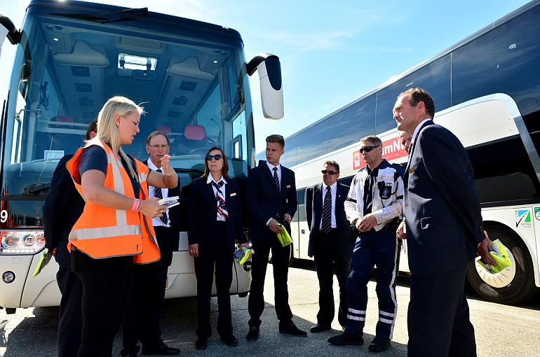 Evenementenvervoer, Beuk Touringcars, bus huren