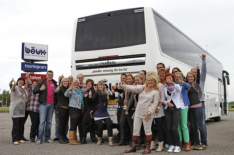 Concertvervoer, Beuk Touringcars, Beukbus