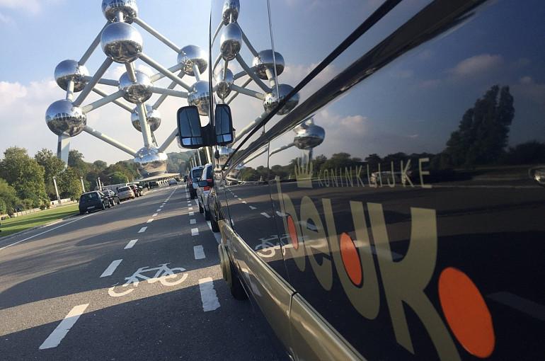 Koninklijke Beuk, Meerdaagse busreizen, Belgie, Atomium