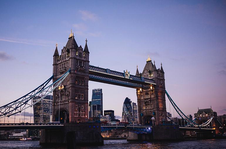Koninklijke Beuk, Stedenreizen, Citytrip London