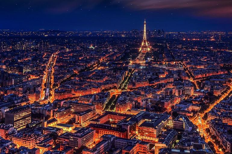 Koninklijke Beuk, Stedenreizen, Citytrip Parijs