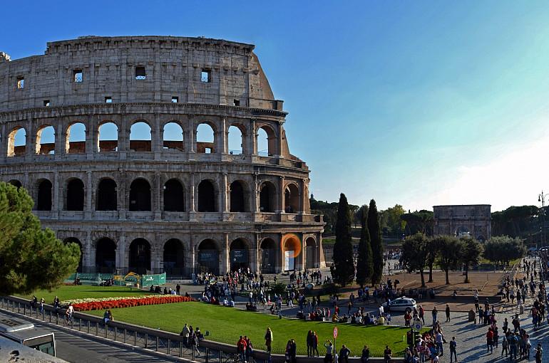 Koninklijke Beuk, Stedenreizen, Citytrip Rome
