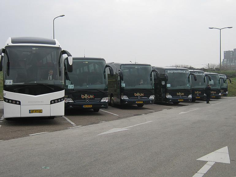 Evenementenvervoer voor AEHT
