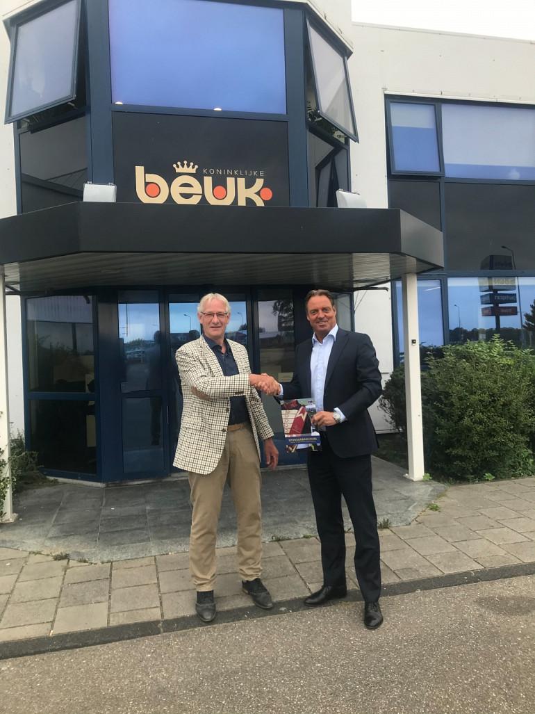 Koninklijke Beuk en Adest Musica, Eric Beuk, en Wim van Vliet