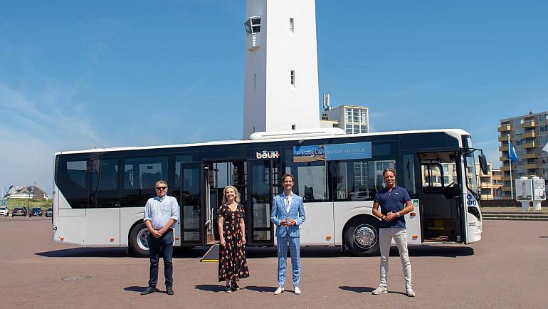 Beach Shuttle Noordwijk 2021, Koninklijke Beuk