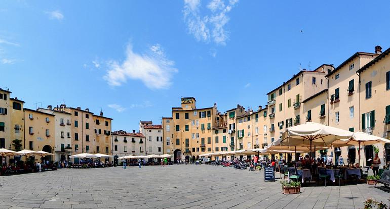 Koninklijke Beuk, Incentives, meerdaagse reis - Herfstkleuren Italie, Lucca