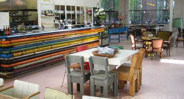 Koninklijke Beuk Travel, Incentive, meerdaagse reis - Eindhoven, Piet Hein Eek restaurant