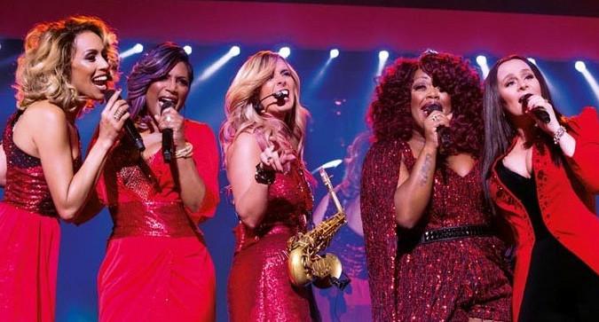 Koninklijke Beuk, Concert vervoer - Ladies of Soul