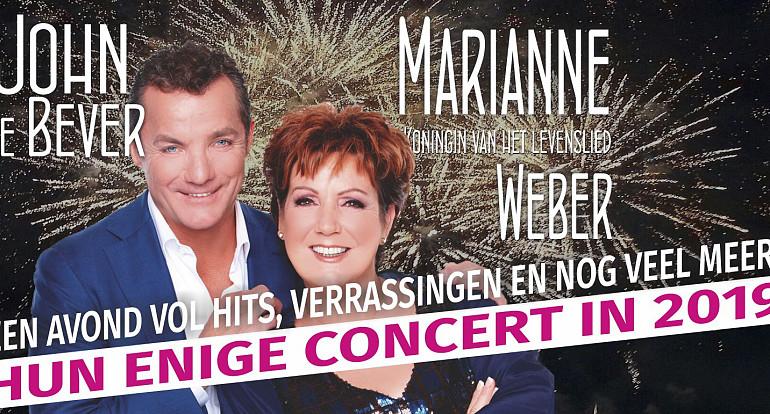 Marianne Weber & John de Bever