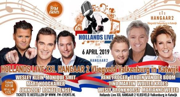 Hollands Live XXL - vanuit Amstelveen